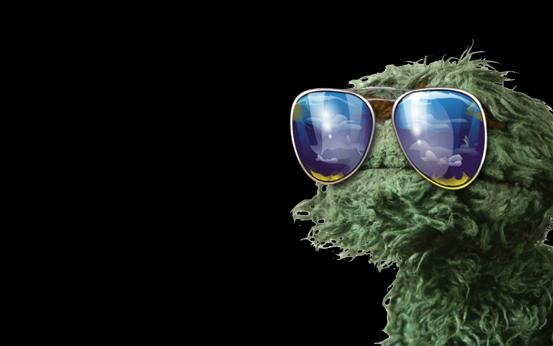 oscar the grouch 816379 - walldevil