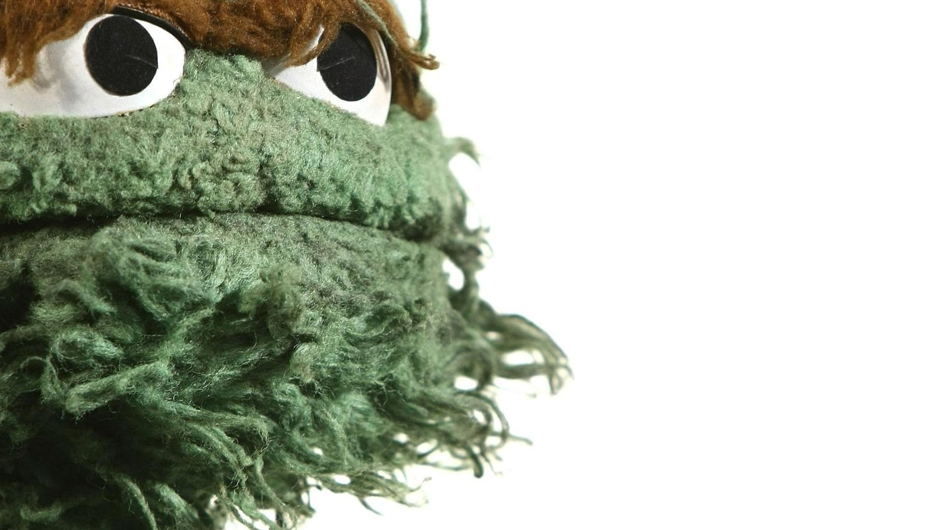 oscar the grouch - sesame street 349053 - walldevil