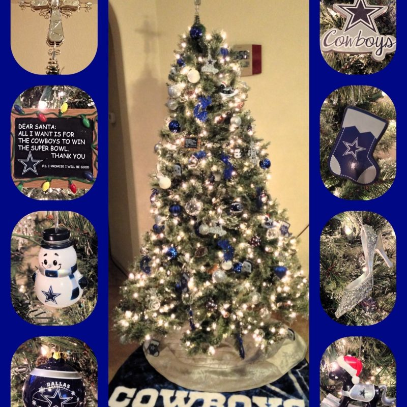 10 Best Dallas Cowboys Christmas Pictures FULL HD 1080p For PC Background 2021 free download our dallas cowboys christmas tree custom cakescake daddy 1 800x800
