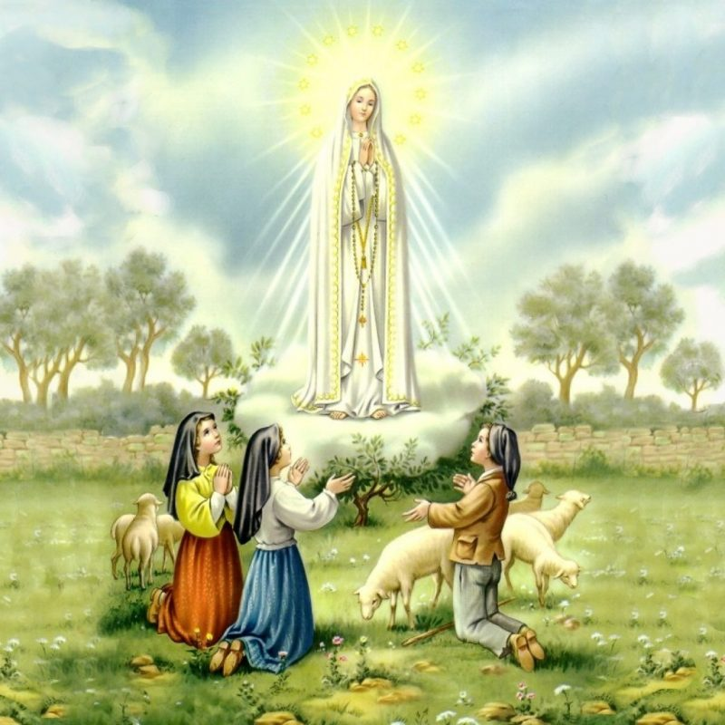 10 Latest Our Lady Of Fatima Wallpaper FULL HD 1920×1080 For PC Background 2018 free download our lady of fatima are catholics christian 800x800