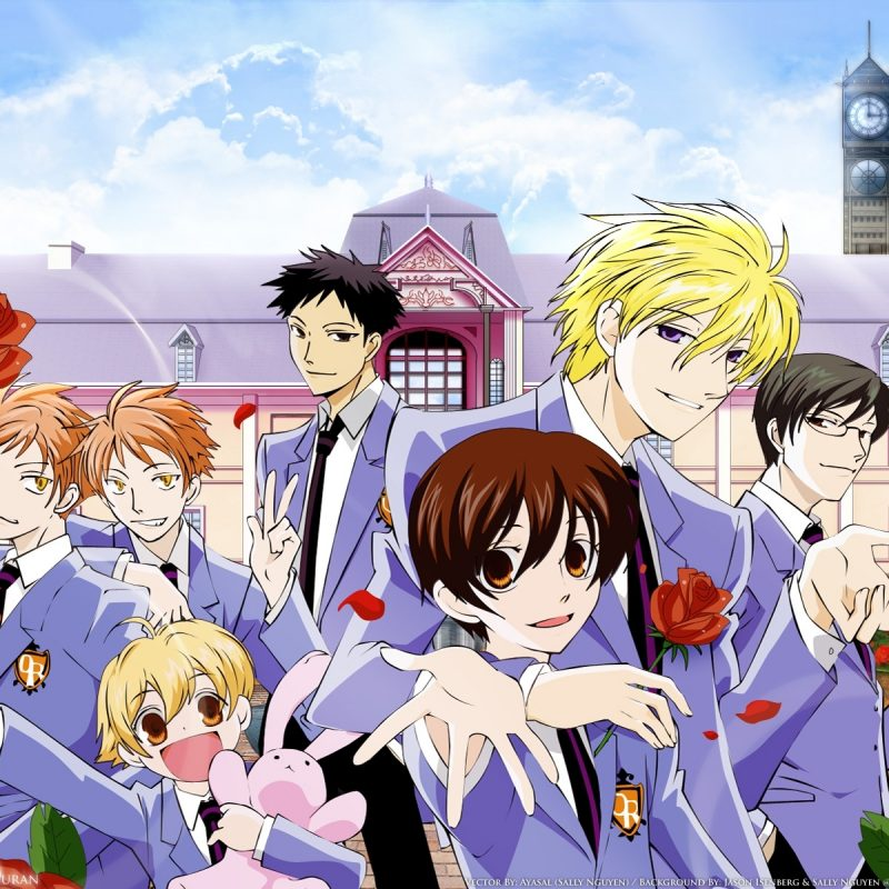 10 Top Ouran Highschool Host Club Wallpaper FULL HD 1920×1080 For PC Desktop 2018 free download ouran high school host club wallpaper and scan gallery minitokyo 1 800x800