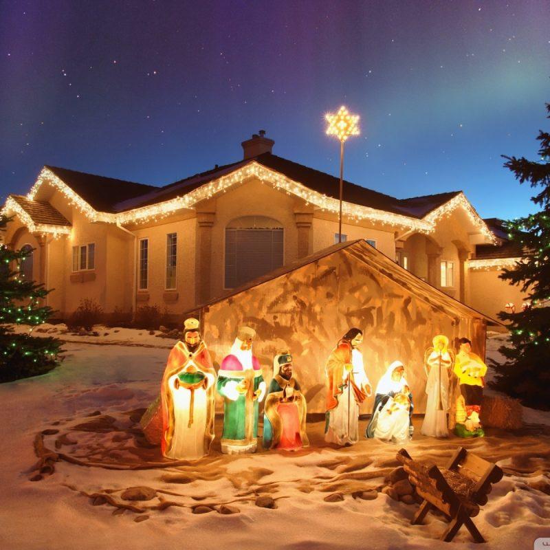 10 Most Popular Free Jesus Christmas Wallpaper FULL HD 1920×1080 For PC Desktop 2018 free download outdoor christmas nativity scene e29da4 4k hd desktop wallpaper for 4k 1 800x800