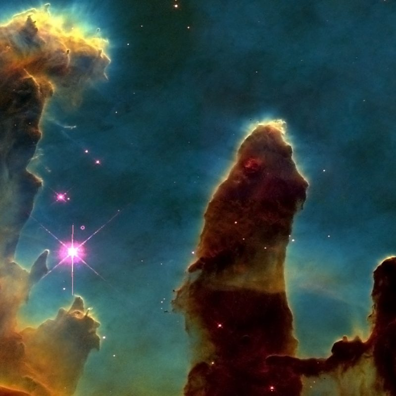 10 Top The Pillars Of Creation Wallpaper FULL HD 1080p For PC Desktop 2018 free download outer space stars hubble pillars of creation eagle nebula free 800x800