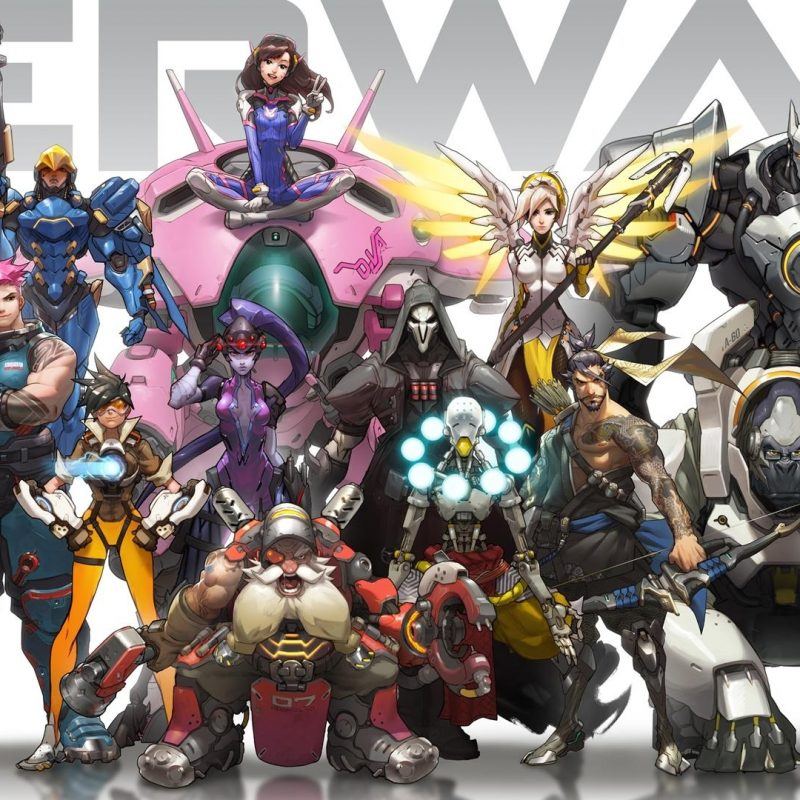 10 New Dual Monitor Wallpaper Overwatch FULL HD 1920×1080 For PC Background 2018 free download overwatch dual monitor wallpaper on wallpaperget 1 800x800