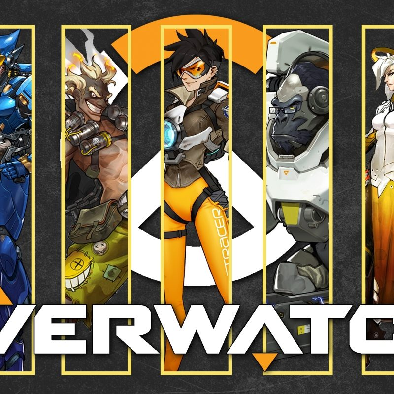10 New Overwatch Dual Monitor FULL HD 1080p For PC Desktop 2018 free download overwatch triple monitor wallpaper 5760x1080 enjoy hd 1 800x800