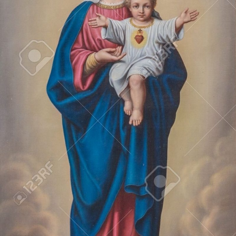 10 Top Mother Mary And Baby Jesus FULL HD 1920×1080 For PC Desktop 2020 free download painting of the blessed virgin mary with baby jesus stock photo 800x800