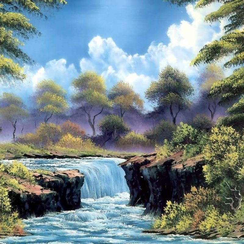 10 Most Popular Bob Ross Painting Wallpaper FULL HD 1080p For PC Desktop 2018 free download paintings bob ross paintings desktop background in high 800x800