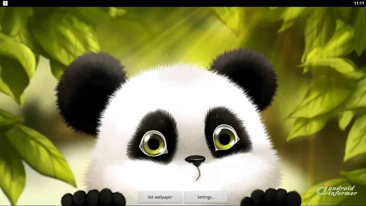 Title Panda Chub Live Wallpaper Free Video Demo Youtube Dimension 1280 X 720 File Type JPG JPEG