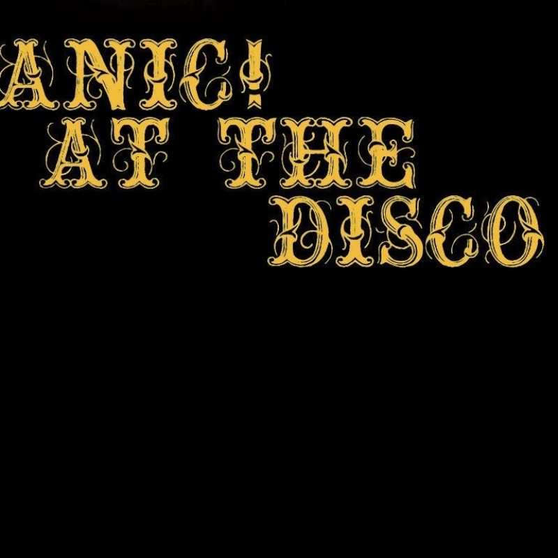 10 Top Panic At The Disco Logo Wallpaper FULL HD 1080p For PC Background 2021 free download panic at the disco 2018 wallpapers wallpaper cave 800x800