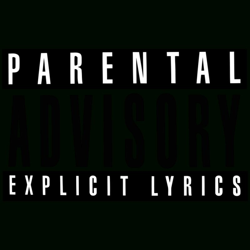 10 Latest Parental Advisory Logo Hd FULL HD 1080p For PC Desktop 2020 free download parental advisory explicit lyrics transparent png stickpng 800x800