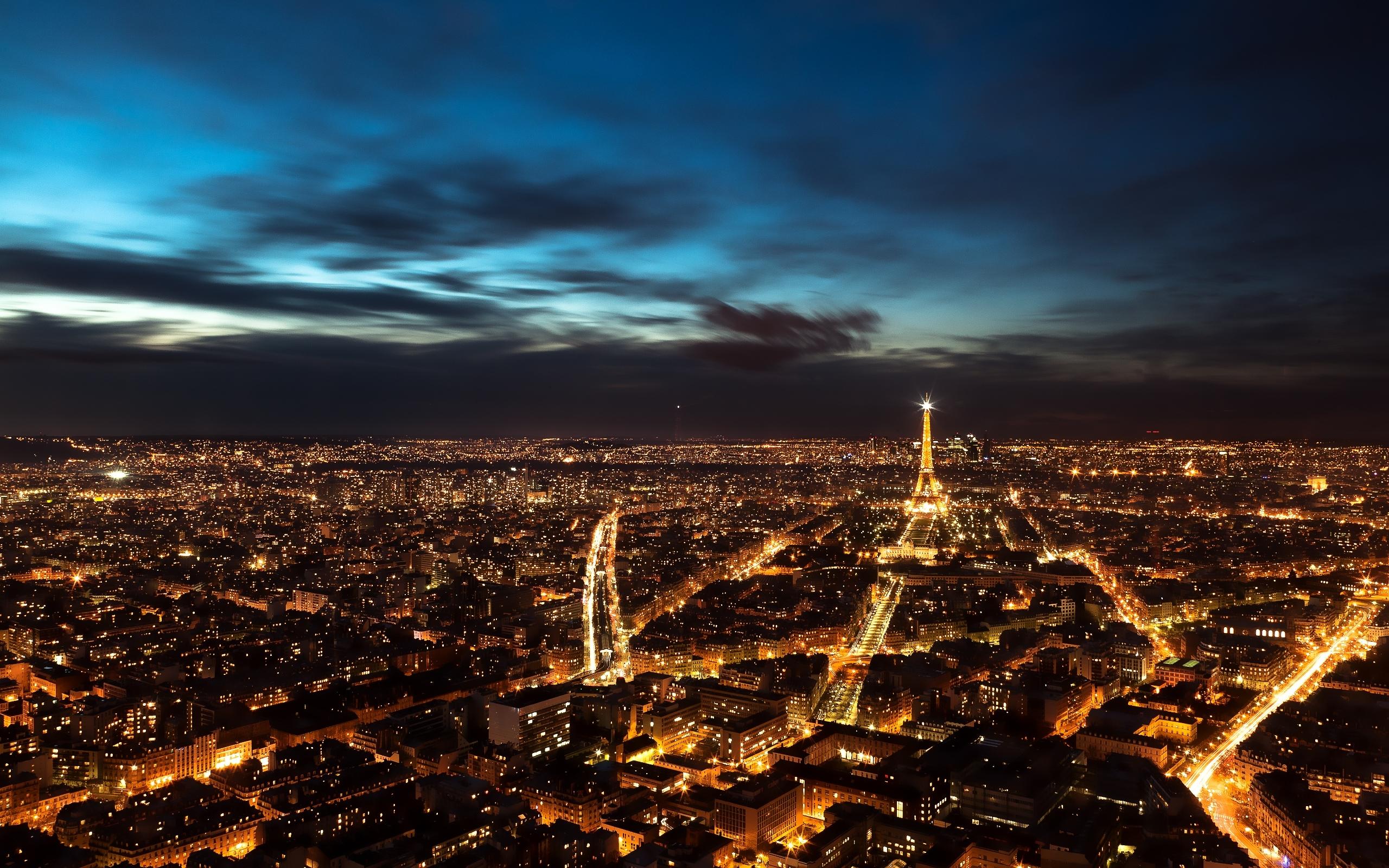 10 Most Popular Paris At Night Wallpaper Widescreen Full Hd 1080p