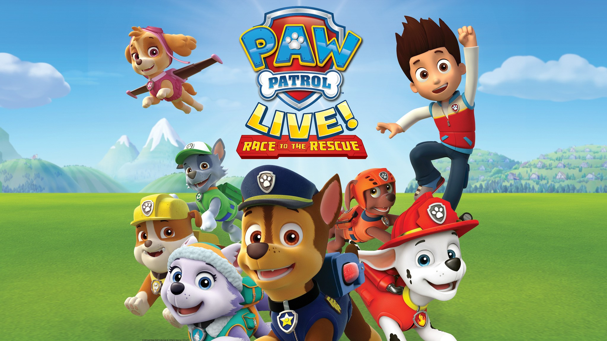10 latest paw patrol wallpapers full hd 1080p for pc