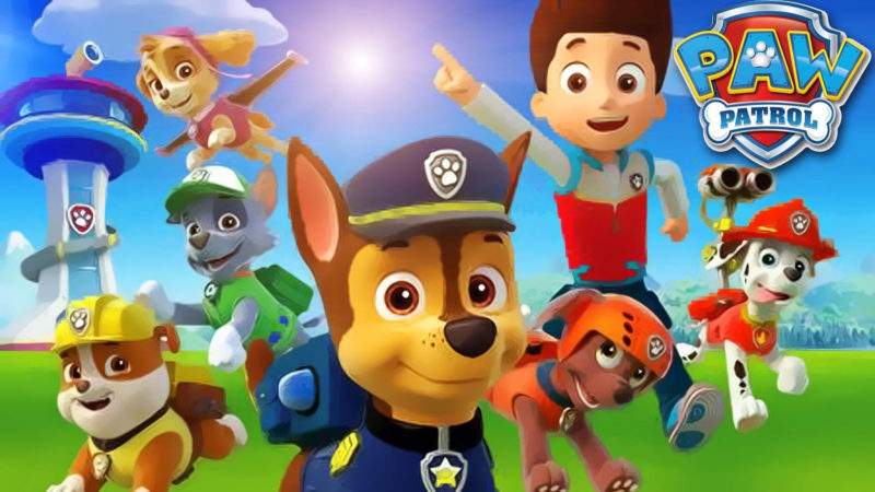 10 Latest Paw Patrol Wallpapers FULL HD 1080p For PC Background 2018 free download paw patrol wallpapers wallpaper cave 4 800x450