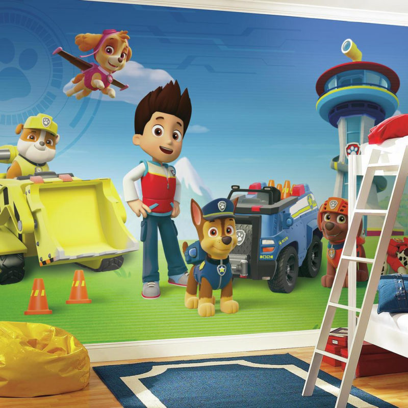 10 Latest Paw Patrol Wallpapers FULL HD 1080p For PC Background 2020 free download paw patrol xl wall mural 10 5 x 6 roommates 800x800