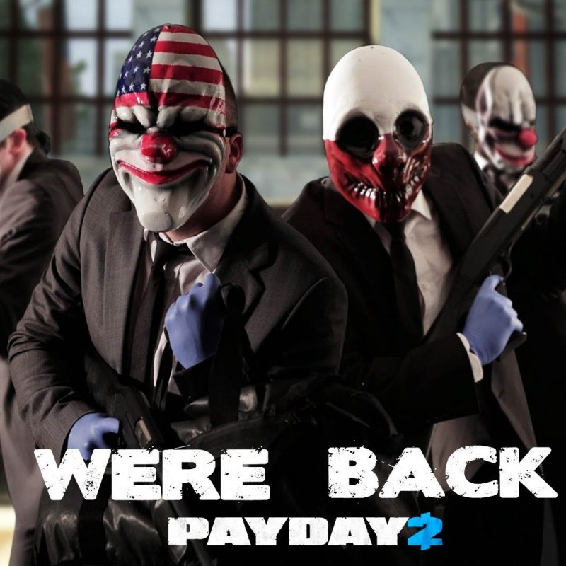 10 New Payday 2 Wallpaper 1080P FULL HD 1920×1080 For PC Desktop 2018 free download payday 2 wallpapers in 1080p hd video game news reviews 800x800
