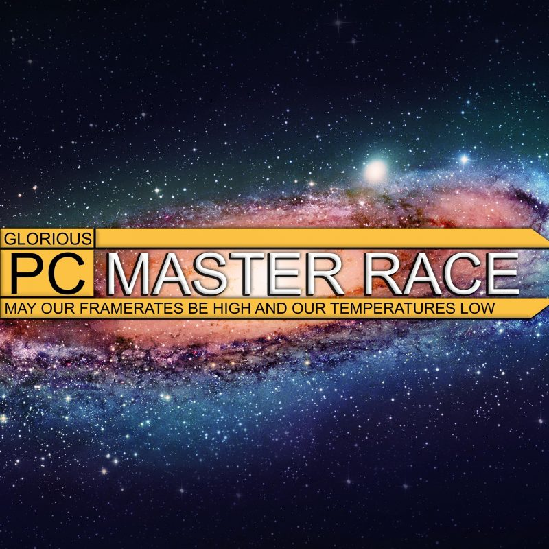 10 Top Pc Master Race Wallpaper 1080P FULL HD 1920×1080 For PC Desktop 2018 free download pc master race 4k wallpaper pcmasterrace 800x800