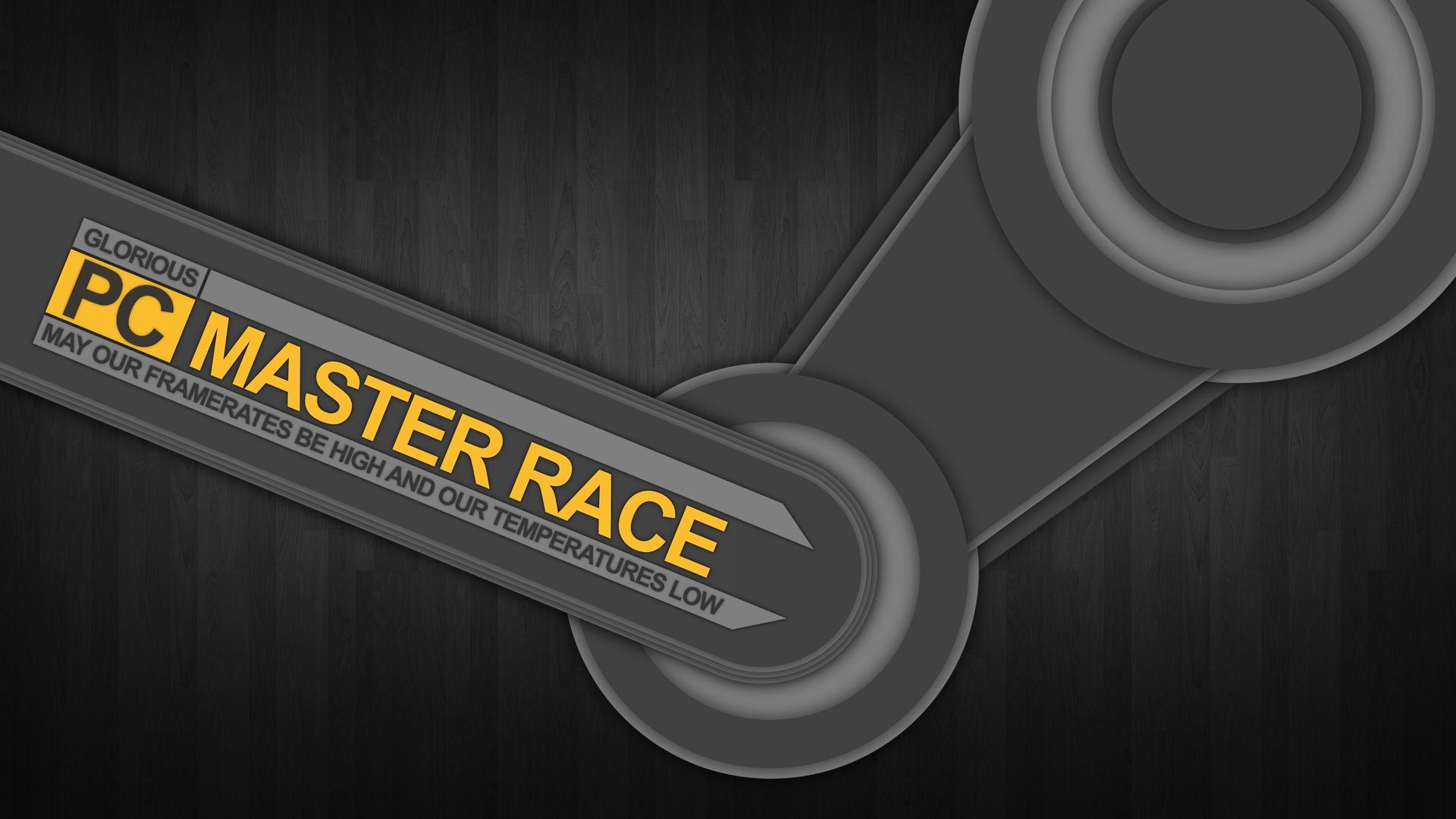 pc master race full hd fond d'écran and arrière-plan | 1920x1080