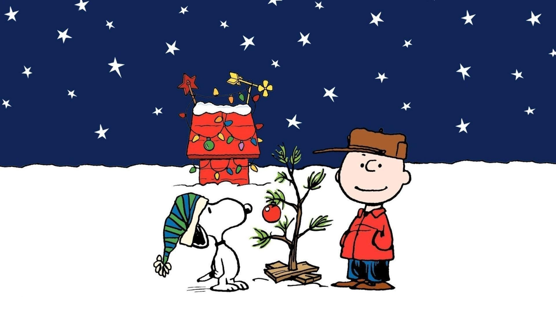 peanuts christmas wallpapers - wallpaper cave