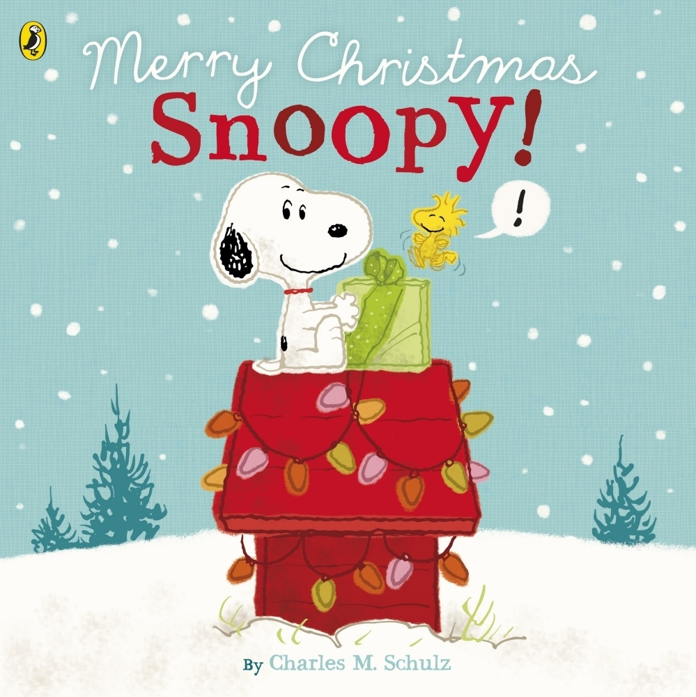 peanuts: merry christmas snoopy!charles m. schulz