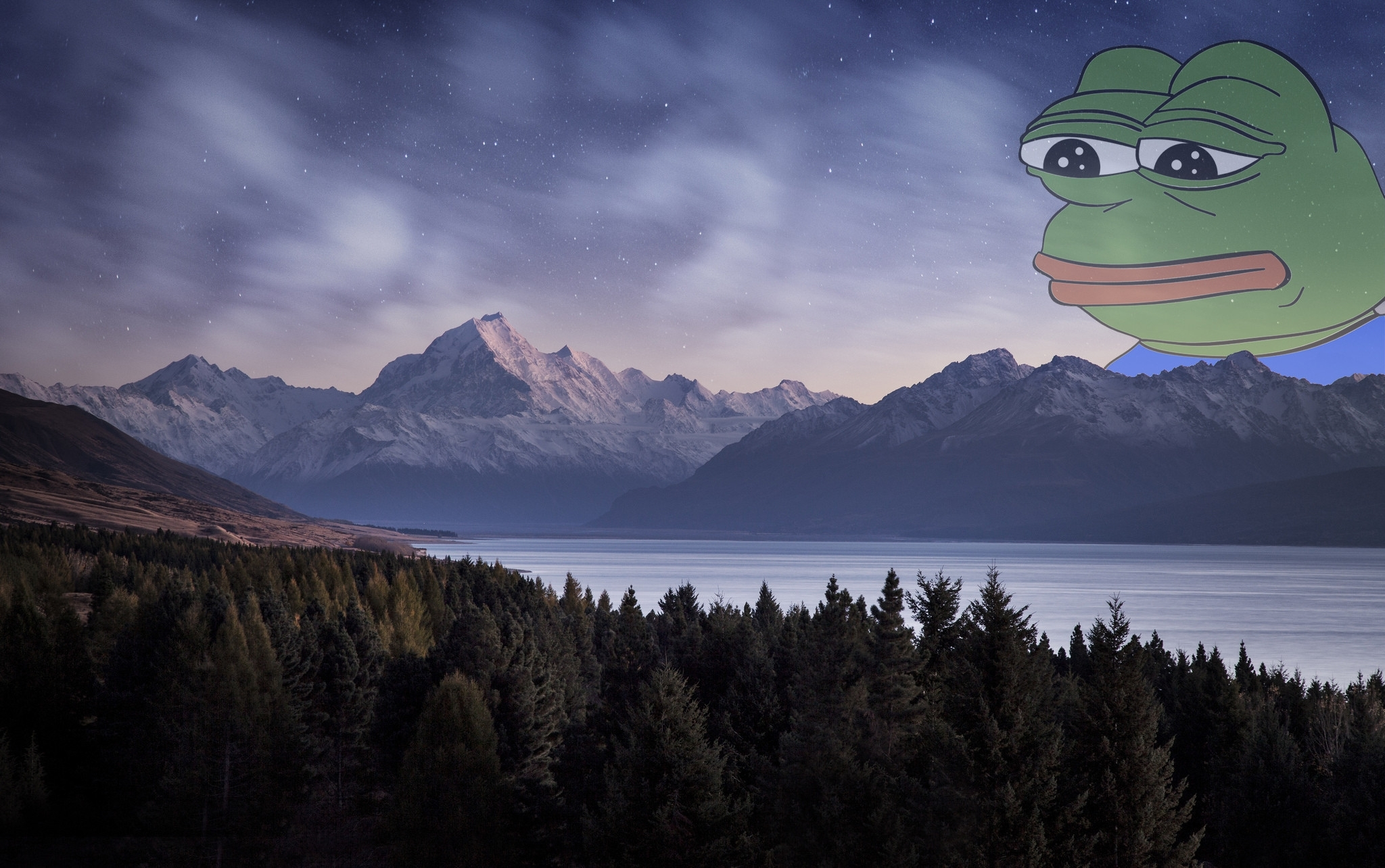 Title : pepe meme wallpaper (72+ images) Dimension : 2048 x 1284. File Type : JPG/JPEG