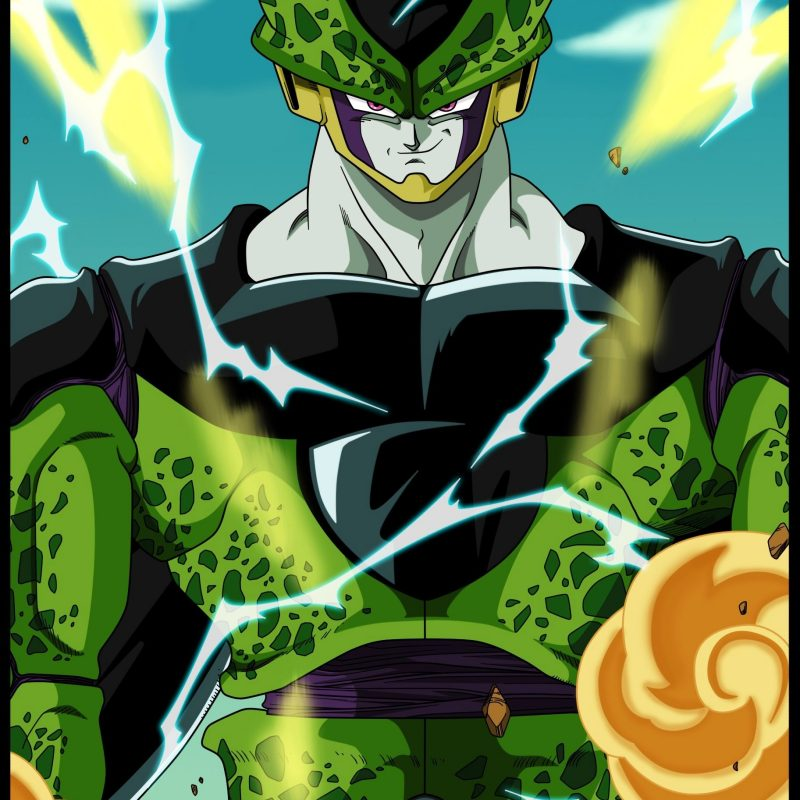 10 Top Super Perfect Cell Wallpaper FULL HD 1080p For PC Background 2020 free download perfect cell dragon ball z pinterest dragon ball dragons and dbz 800x800