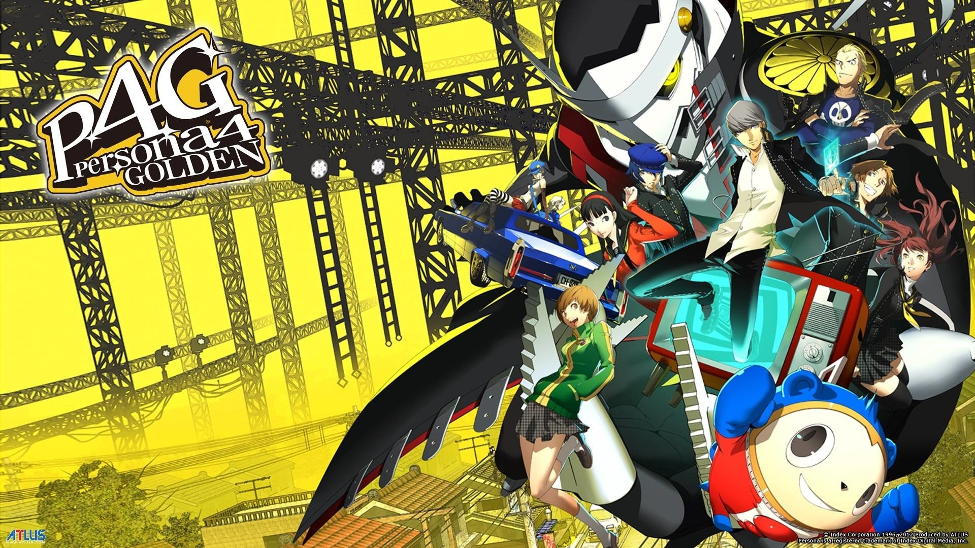 persona 4 hd wallpaper (72+ images)