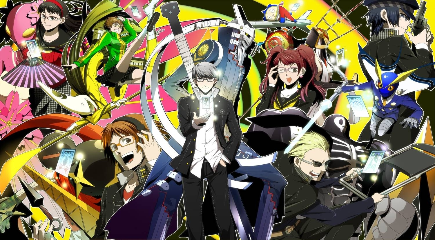 persona 4 wallpapers - wallpaper cave