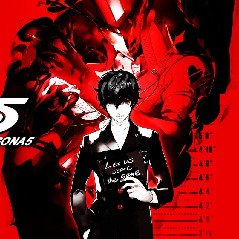 10 New Persona 5 Hd Wallpaper FULL HD 1920×1080 For PC Desktop 2018 free download persona 5 hd wallpapers wallpapersin4k 800x800