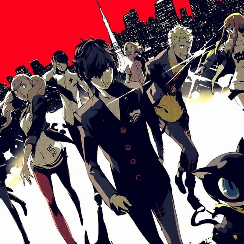 10 Most Popular Persona 5 Wallpaper 1920X1080 FULL HD 1080p For PC Background 2018 free download persona 5 wallpaper hd 81 images 800x800