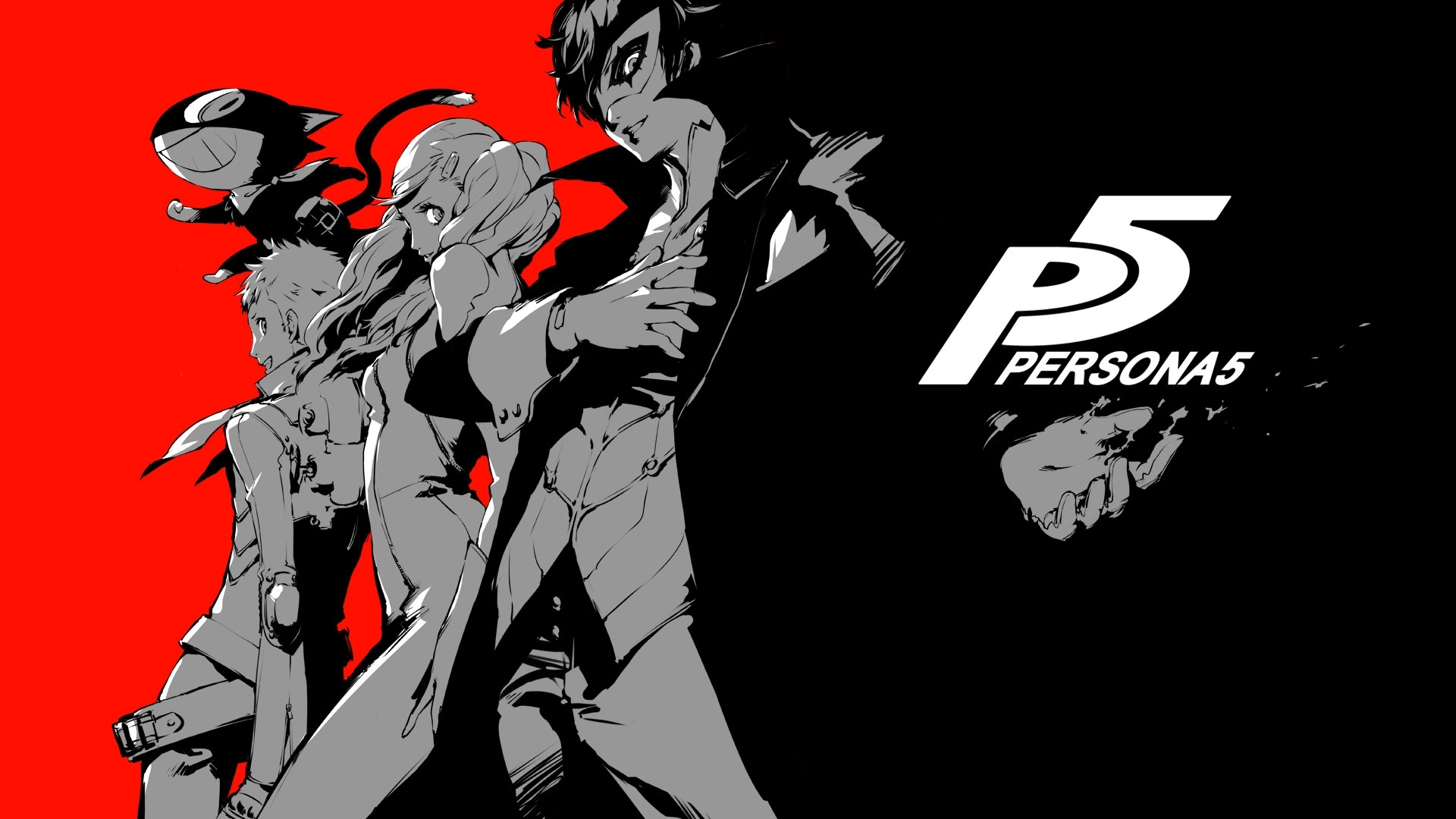 persona 5 wallpapers in ultra hd | 4k