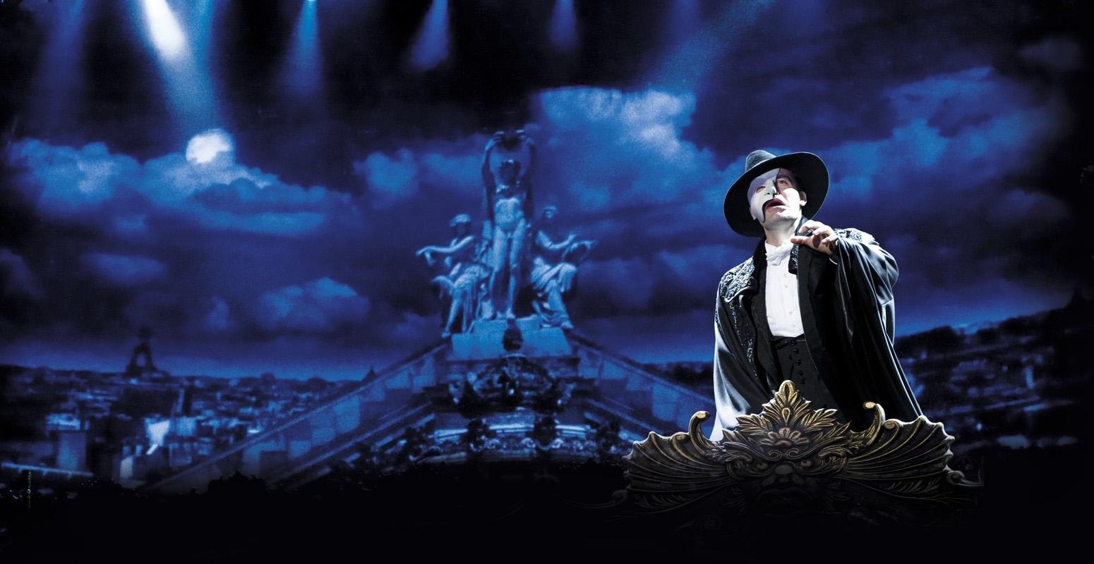 phantom of the opera london 2012 images i gave you my music hd