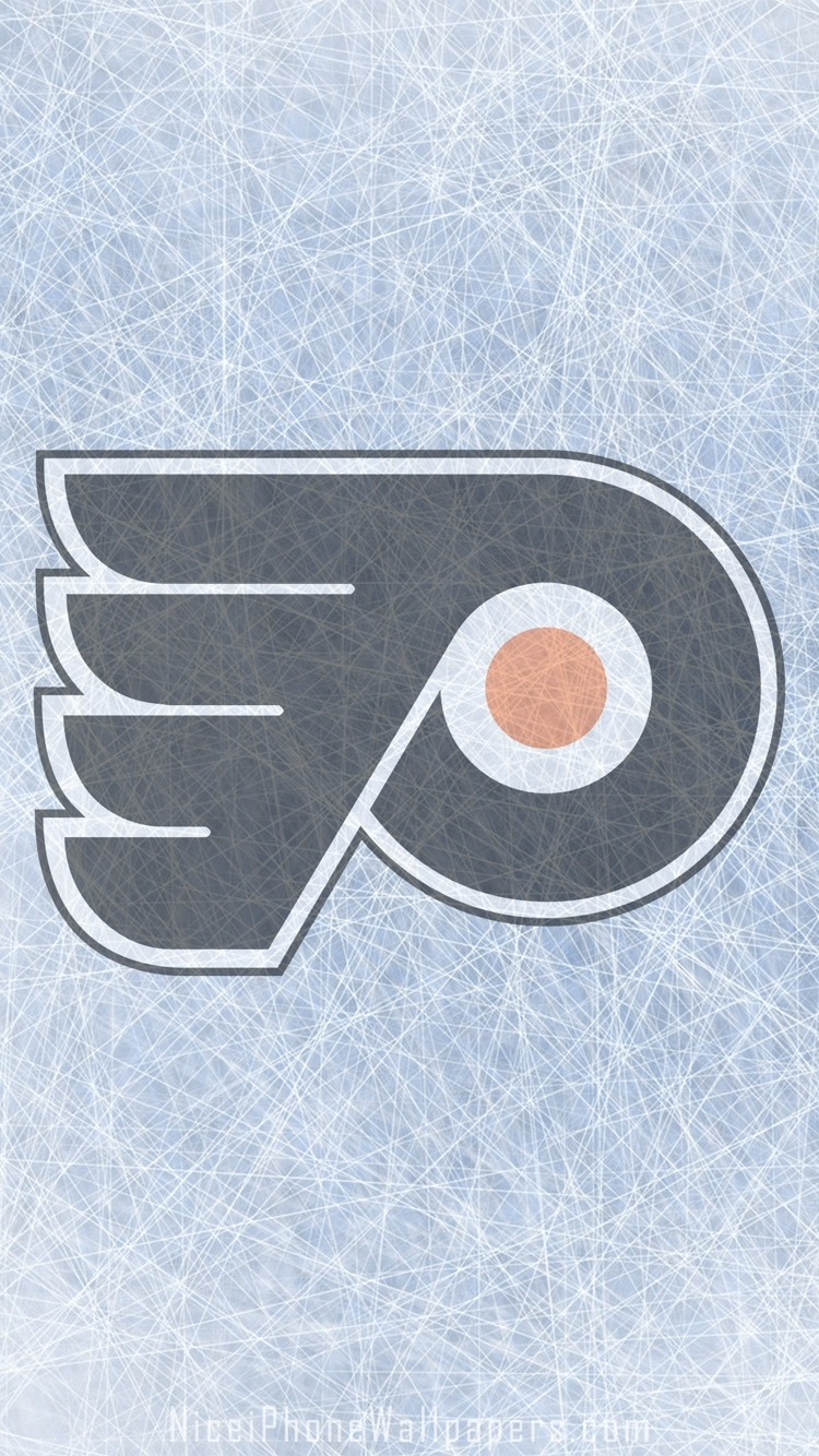 philadelphia flyers iphone 6/6 plus wallpaper and background