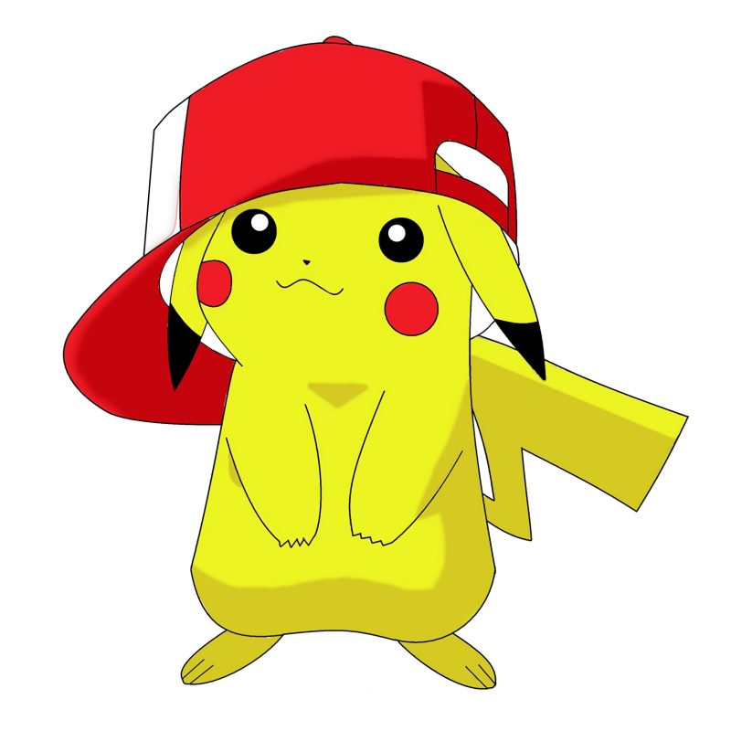 10 New Pics Of Pikachu The Pokemon FULL HD 1920×1080 For PC Desktop 2018 free download pikachu wearing ashs hat full hd wallpaper and background image 800x800