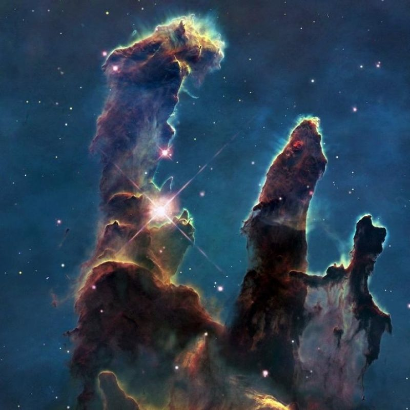 10 New Pillars Of Creation Wallpaper FULL HD 1080p For PC Background 2020 free download pillars of creation wallpapers amazing high definition pillars of 800x800