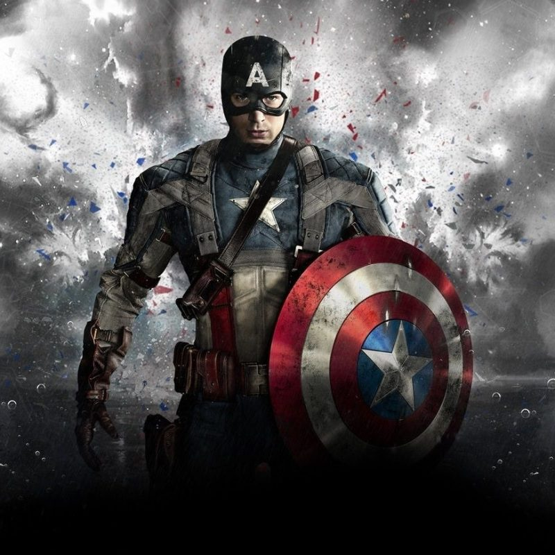 10 Most Popular Captain America Wallpaper Hd FULL HD 1920×1080 For PC Background 2018