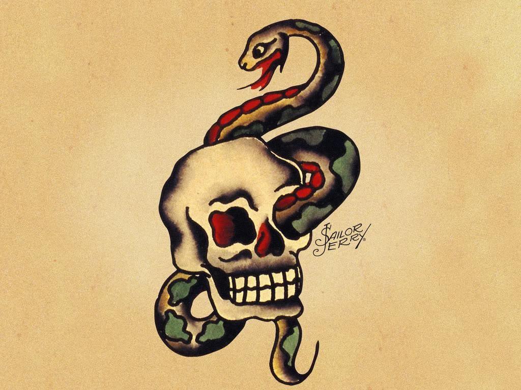 pinaubrey hooser on sailor jerry tattoo flash | sailor jerry