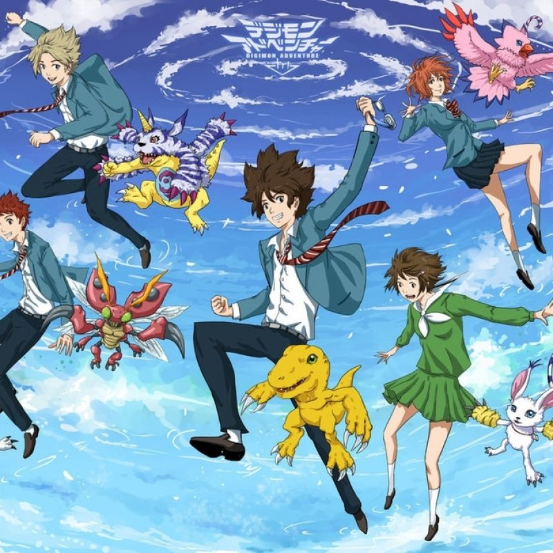 10 Best Digimon Adventure Tri Wallpaper FULL HD 1080p For PC Background 2020 free download pindiana watson on digimon pinterest digimon adventure tri 800x800