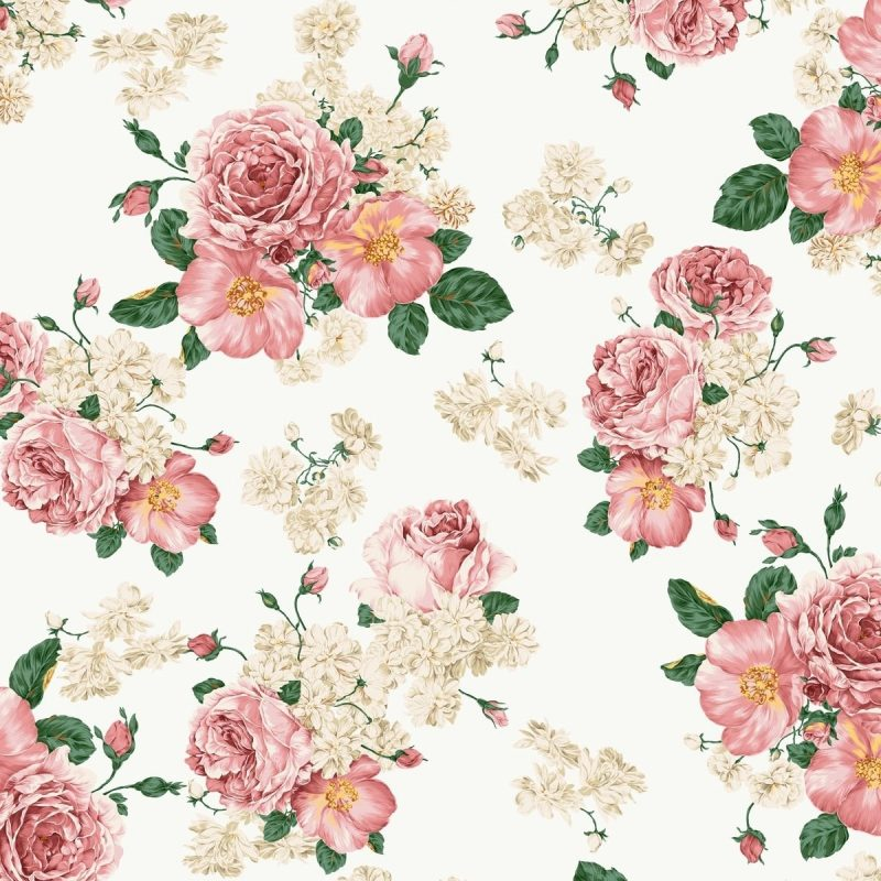 10 Best Vintage Flower Wallpaper For Iphone FULL HD 1920×1080 For PC Background 2018
