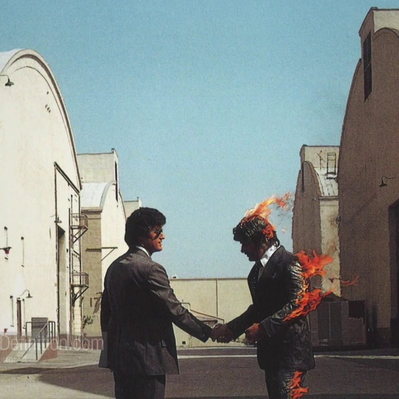 10 Most Popular Wish You Were Here Album Cover Wallpaper FULL HD 1080p For PC Desktop 2021 free download pink floyd the story of wish you were here blu ray review theaterbyte 800x800