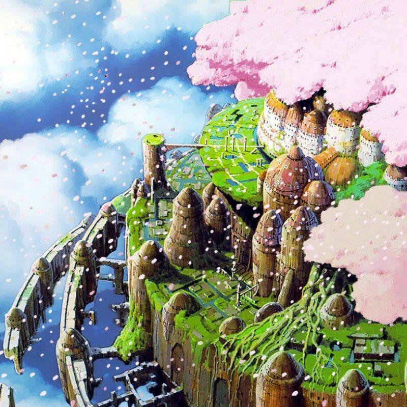 10 Top Castle In The Sky Wallpaper FULL HD 1920×1080 For PC Desktop 2021 free download pinkatie gh on laputa castle in the sky pinterest castles 800x800