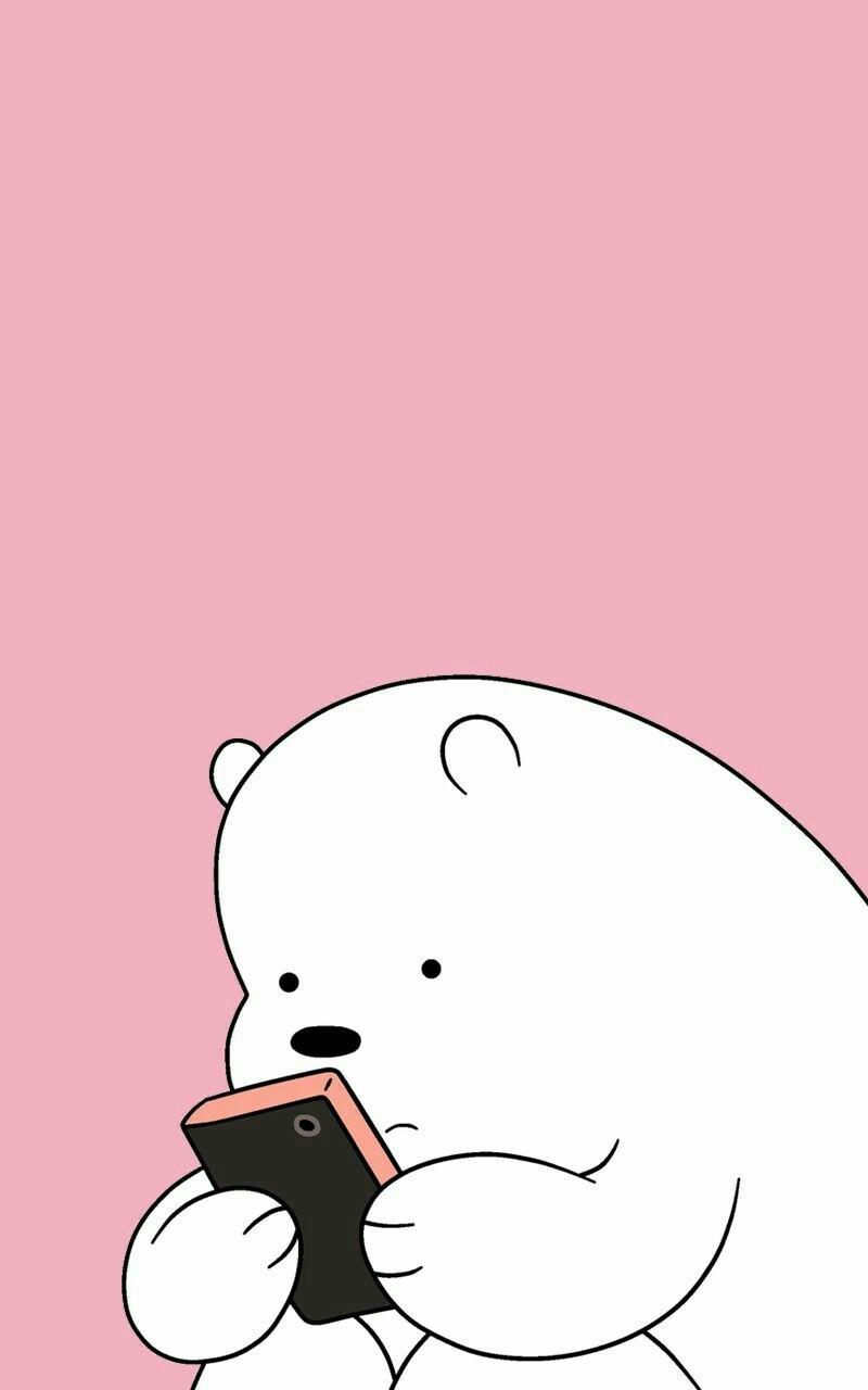 pinÖykü on animasyon | pinterest | bare bears, bears and wallpaper