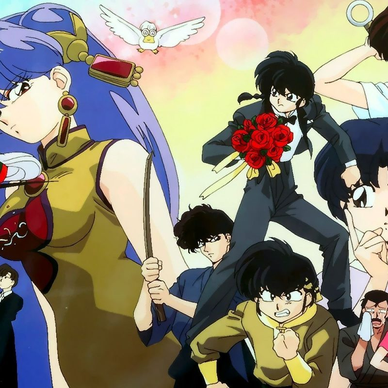 10 Latest Ranma 1/2 Wallpaper Hd FULL HD 1920×1080 For PC Desktop 2020 free download pinsaotome laxer on ranma 1 2 pinterest anime and wallpaper 800x800