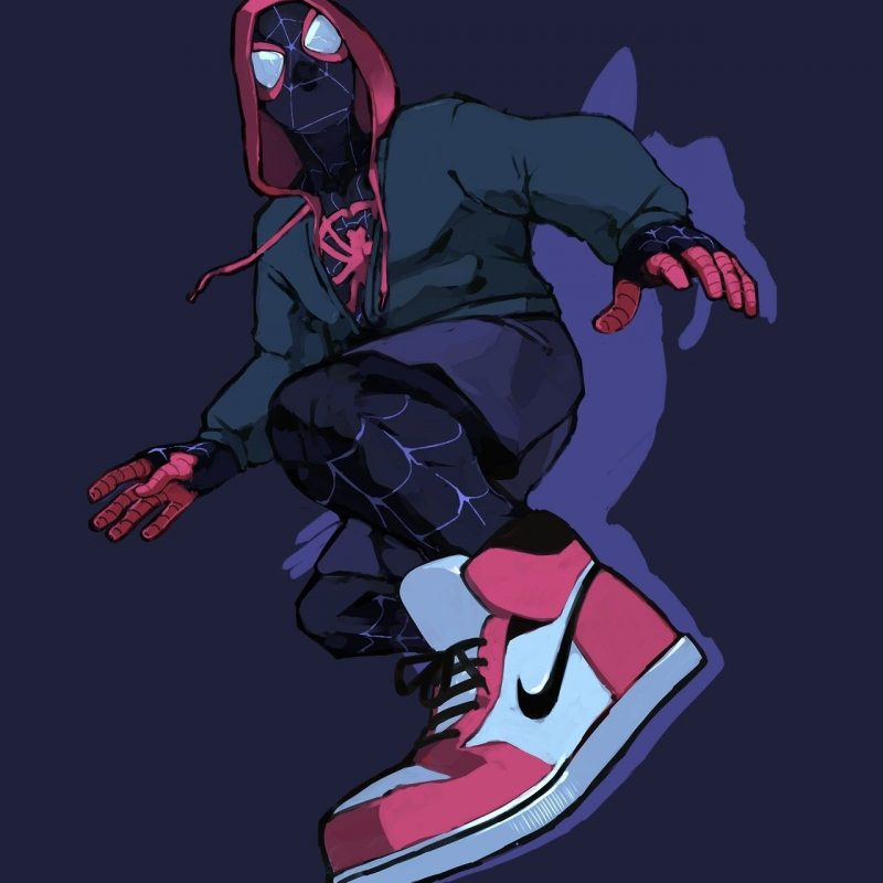 10 New Miles Morales Spider Man Wallpaper FULL HD 1920×1080 For PC Background 2018 free download pinteodora s on marvel pinterest miles morales marvel and 800x800