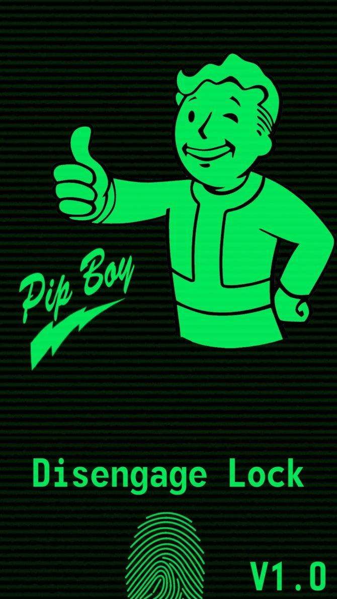 pip boy wallpaper - gzsihai
