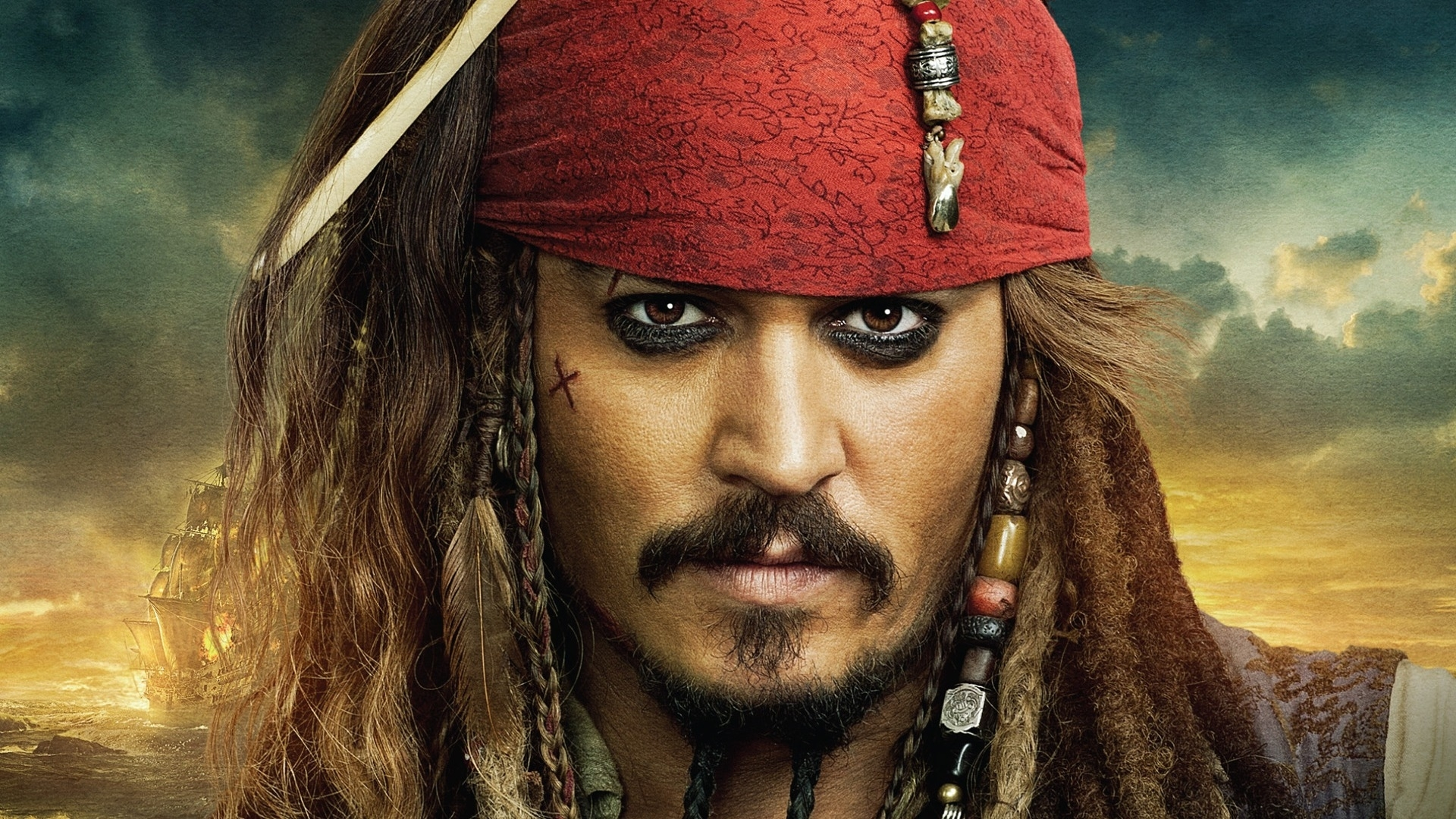 pirates images captain jack sparrow hd wallpaper and background