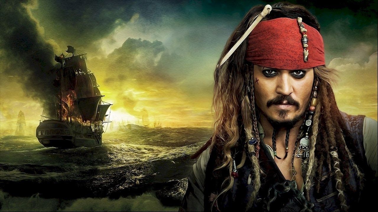 pirates of the caribbean 5 official trailer (hd) johnny depp orlando