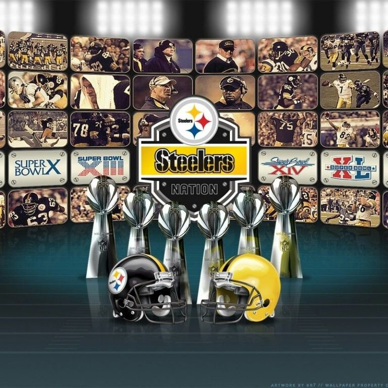 10 New Pittsburgh Steelers Screen Savers FULL HD 1080p For PC Background 2020 free download pittsburgh steelers 6 time champs media collage super bowl champs 1 800x800