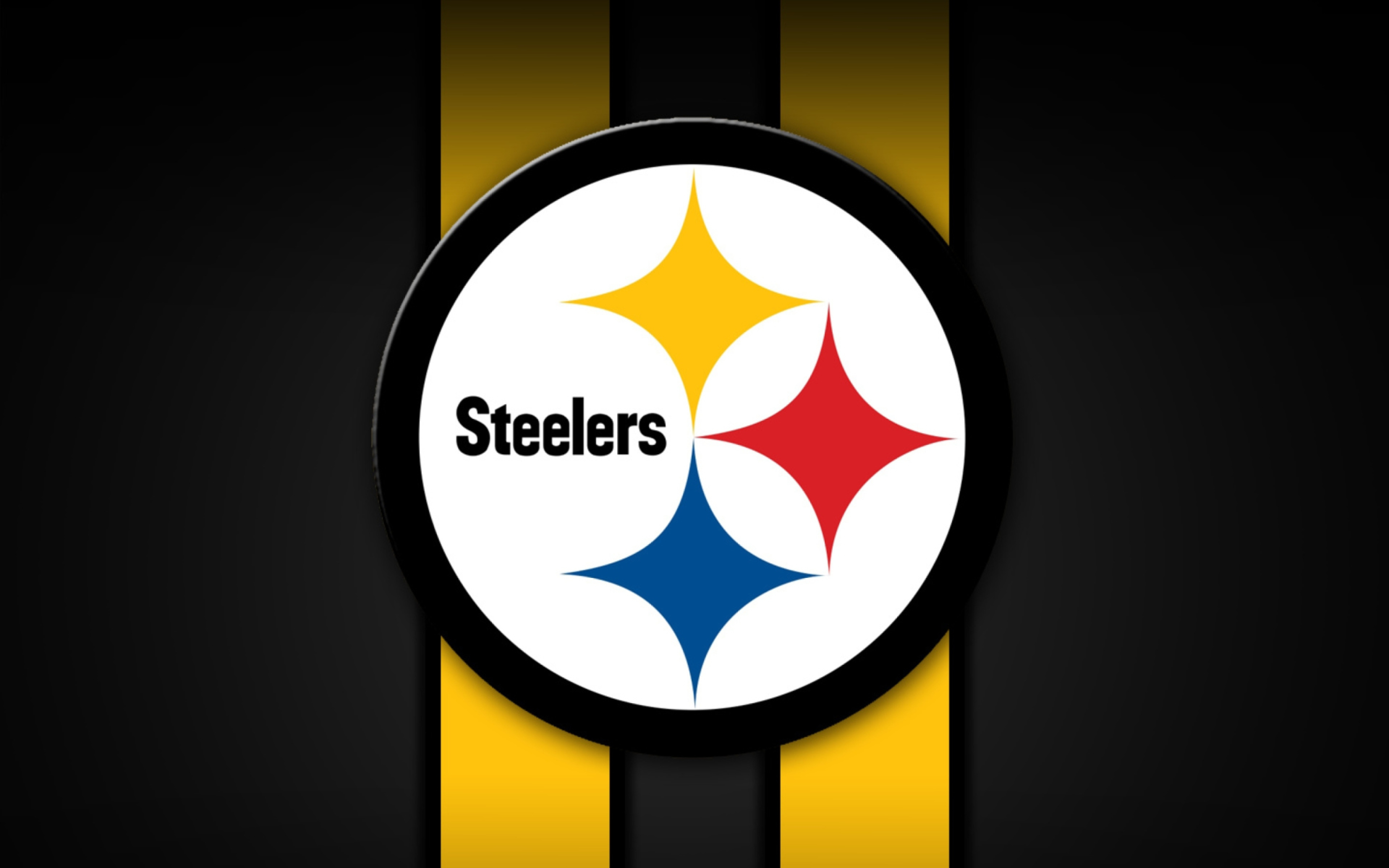 pittsburgh steelers logo wallpaper hd | pixelstalk
