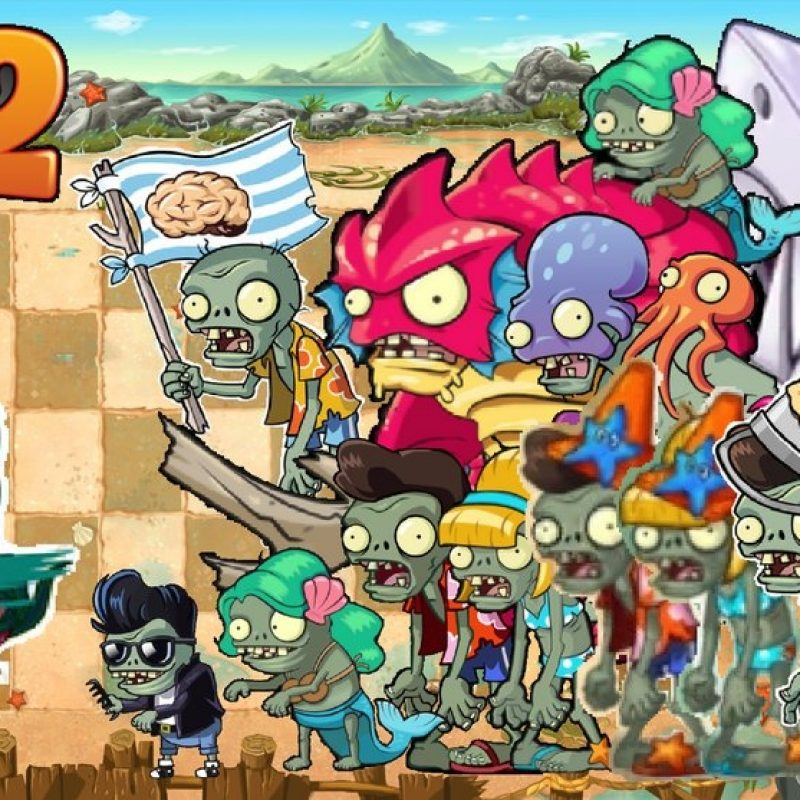 plantas vs zombies 2 wallpaper hd image collections