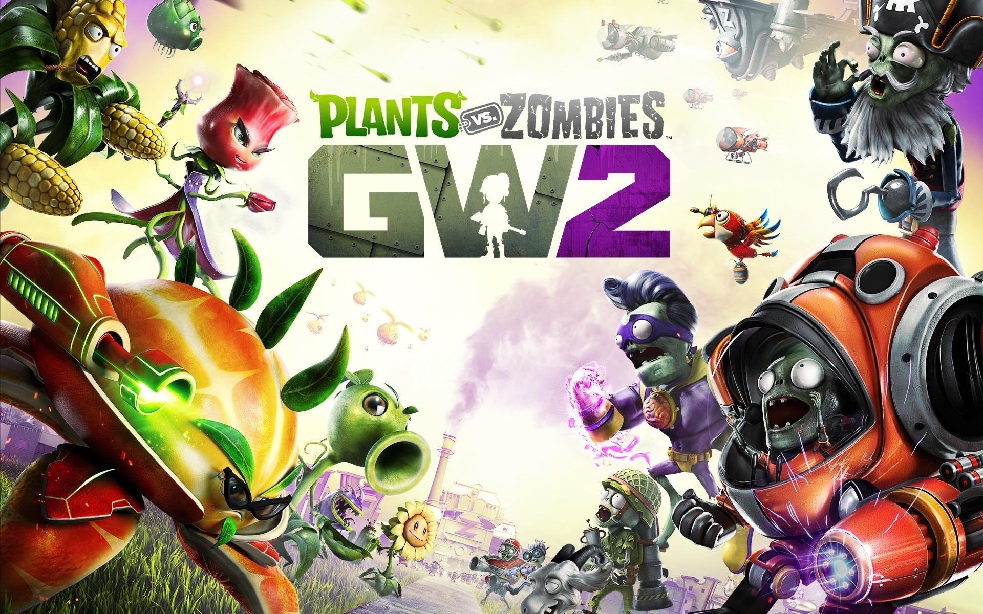 plants vs zombies garden warfare 2 wallpapers   hd wallpapers   id